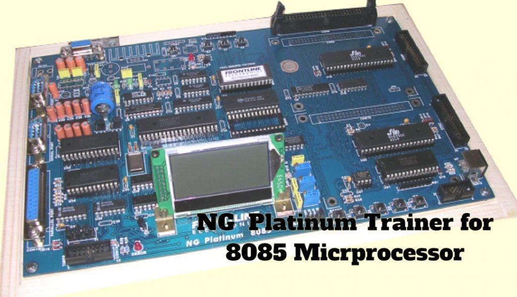 8085 Microprocessor Trainers